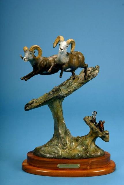Stone Sheep Madness